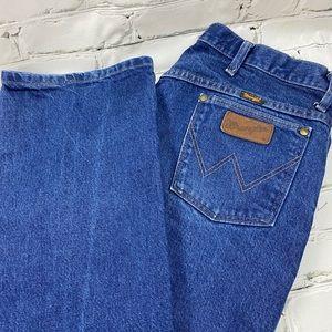 Wrangler 36 MWZ sim fit men's jeans 38/30